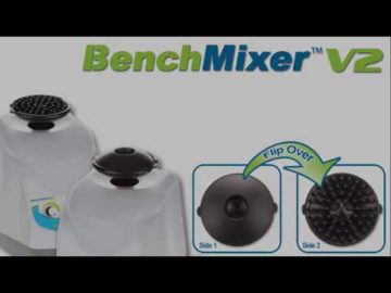 BenchMixer V2,  With a Reversible Top